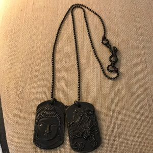 NWOT Lucky Brand pendant necklace